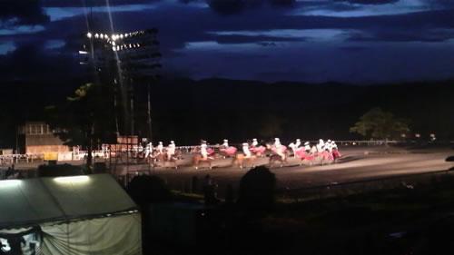 八ヶ岳ホースショー