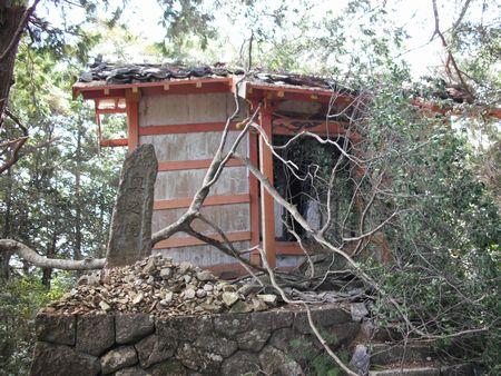 鳳来寺奥の院