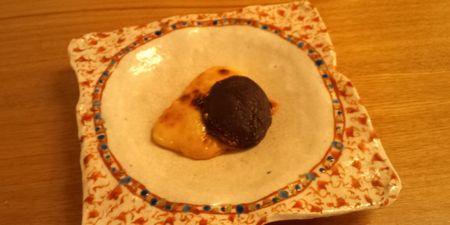 チーズの西京焼
